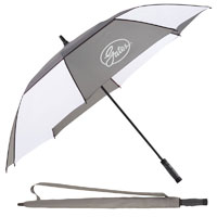 "60"" AUTO OPEN GOLF UMBRELLA"